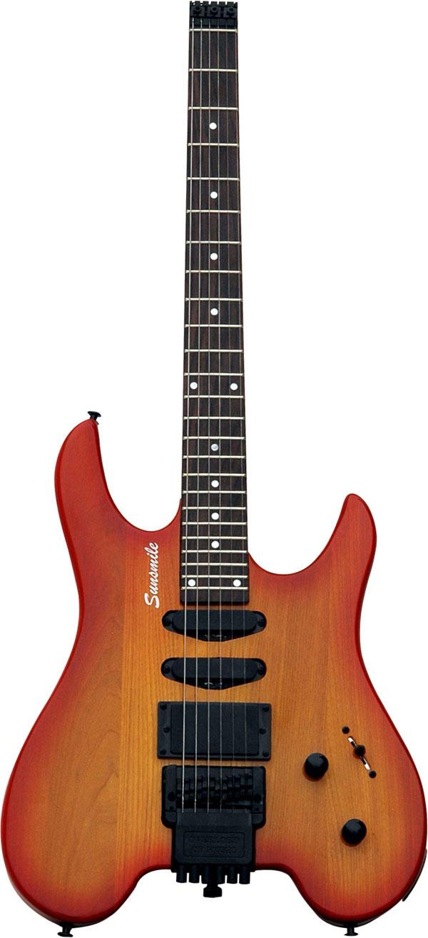 Sunsmile Guitars Shs 11